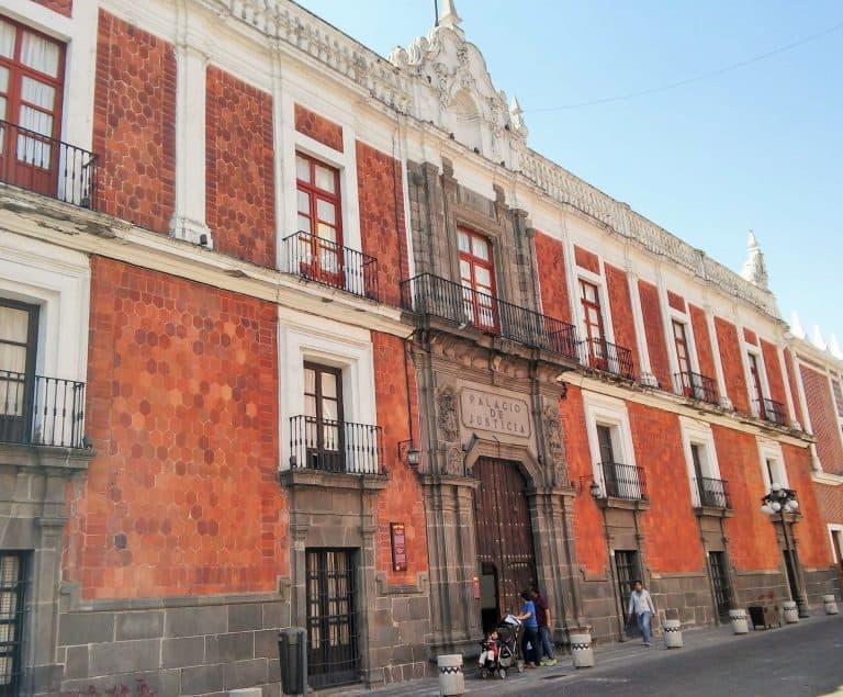 Puebla city centre World Heritage Site, Mexico