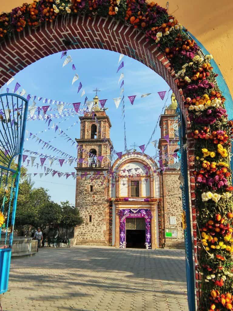 Puebla historic city, Mexico