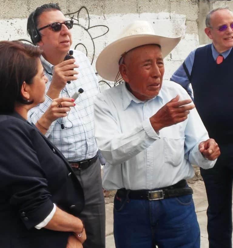 community engagement, Puebla, Mexico
