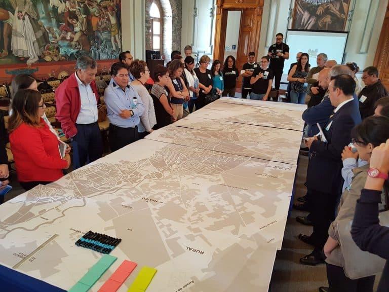 Puebla, Mexico - community consultation
