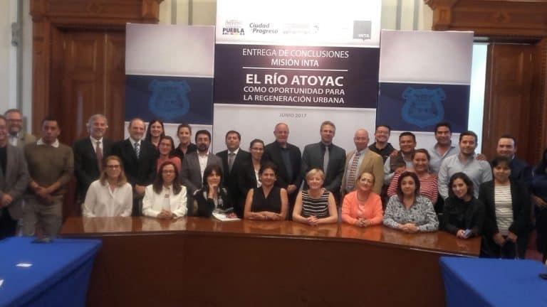 City of Puebla, Mexico - mission closure