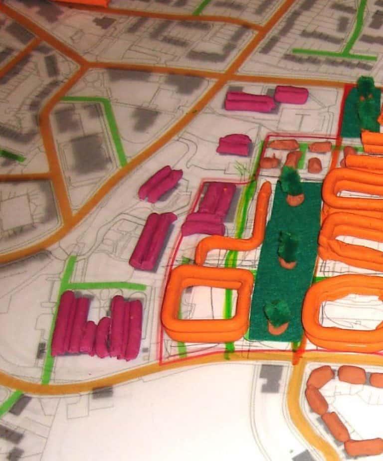 Old Trafford Masterplan design charette