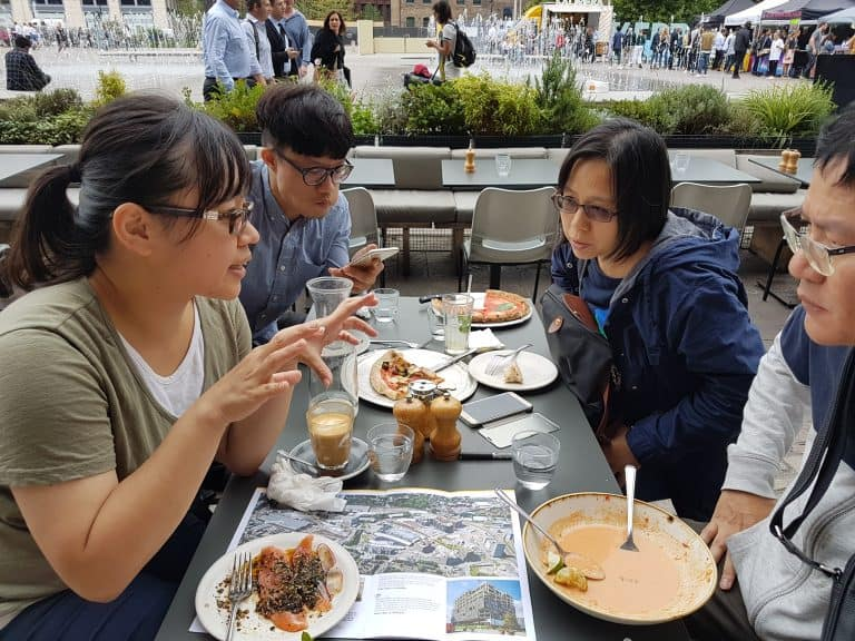 Taipei City Govt Planning workshop