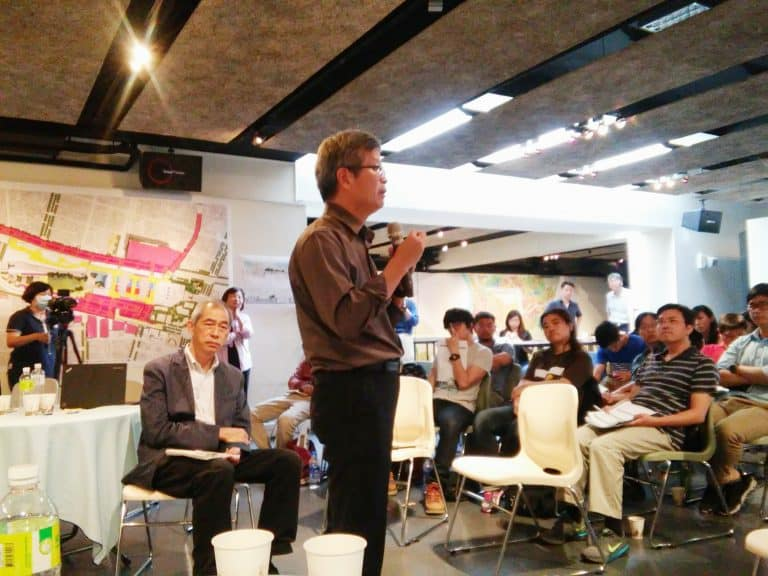 Taipei community consultation workshop