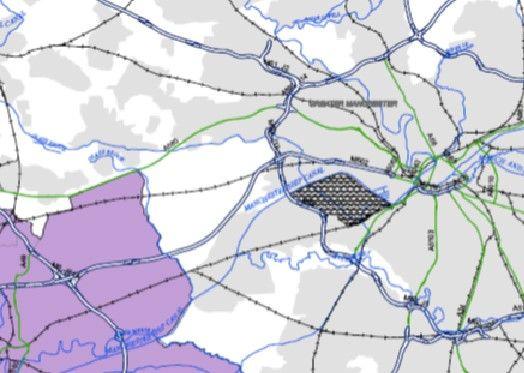 Trafford Park strategic location
