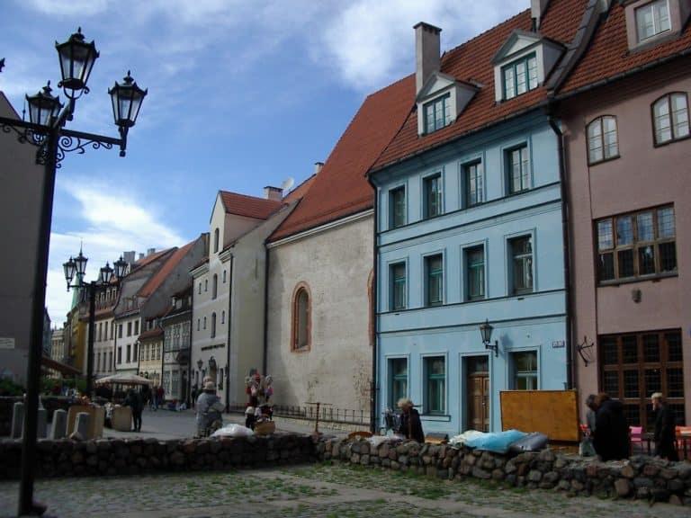 Riga historic centre